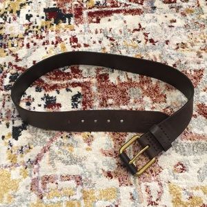 Paul Smith Men's Leather Brown Belt Sz 30